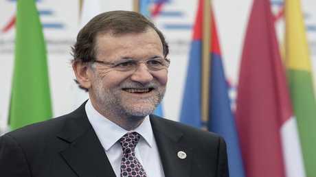 رئيس وزراء اسبانيا ماريانو راخوي