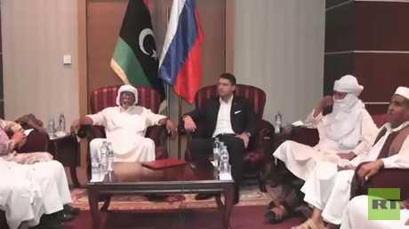 وساطة روسية لحل أزمة أوباري الليبية