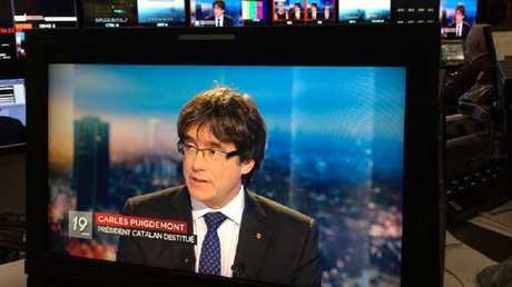رئيس إقليم كتالونيا المُقال كارليس بوتشديمون