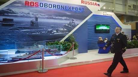 روسيا تعرض أحدث صناعتها الجوية في معرض دبي للطيران