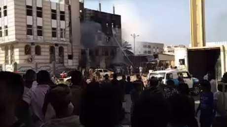 قتلى وجرحى في انفجار يهز مدينة عدن