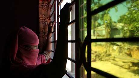 لاجئو الروهينغا في بنغلادش