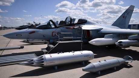 طائرة التدريب القتالية ياك-130