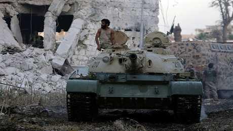 ليبيا - أرشيف -