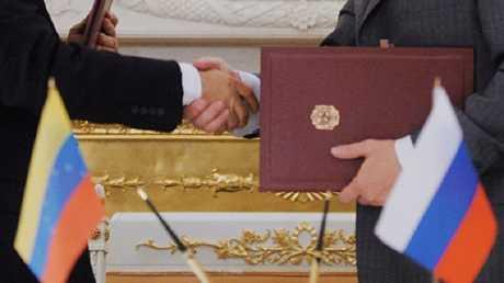 اتفاق على هيكلة ديون فنزويلا لروسيا