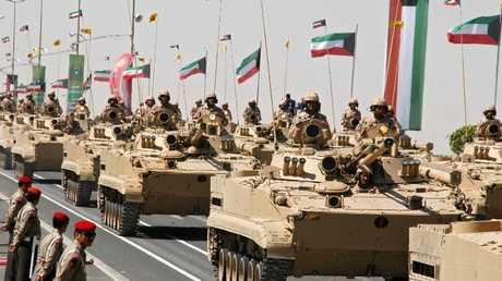 الجيش الكويتي