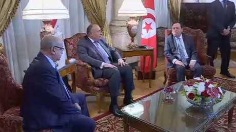 القاهرة.. اجتماع ثلاثي لبحث الملف الليبي
