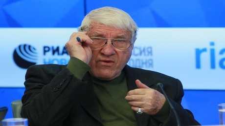 سفير روسيا السابق لدى لبنان أوليغ بيريسيبكين