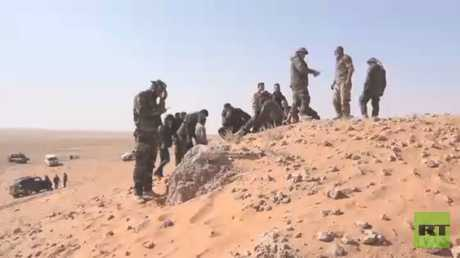 تواصل عمليات الجيش السوري بمحيط البوكمال