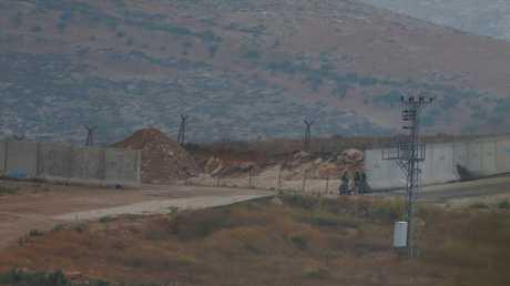 الجدار الأمني بين تركيا وسوريا