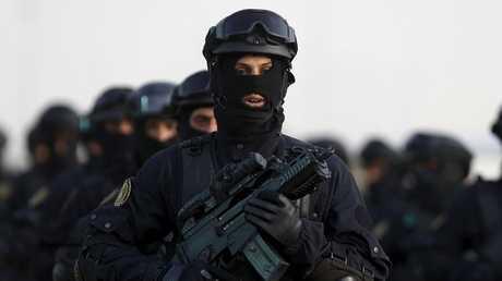 عناصر من القوات الخاصة السعودية - أرشيف -
