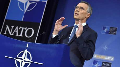 الأمين العام للناتو، ينس ستولتنبيرغ
