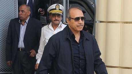 حبيب العادلي وزير الداخلية المصري الأسبق
