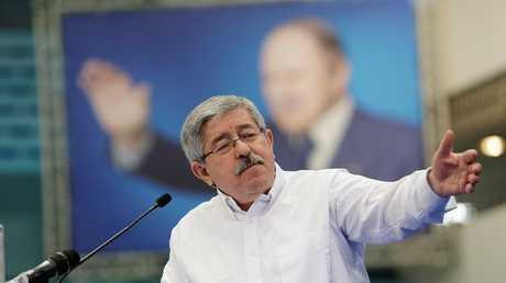 الأمين العام للتجمع الوطني الديمقراطي الجزائري أحمد أويحي