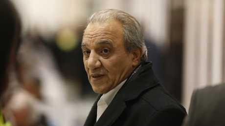 ماجد فرج مدير جهاز المخابرات الفلسطينية