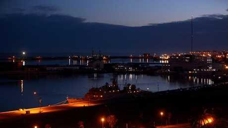 قاعدة بحرية أرجنتينية، مار ديل بلاتا، الأرجنتين