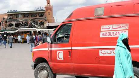 سيارة إسعاف في المغرب - أرشيف -