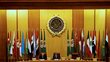 صورة من اجتماع وزراء الخارجية العرب في القاهرة يوم 19 نوفمبر/تشرين الثاني