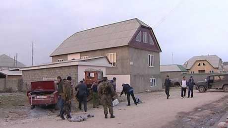 أرشيف  - داغستان