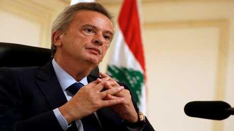 حاكم مصرف لبنان المركزي، رياض سلامة