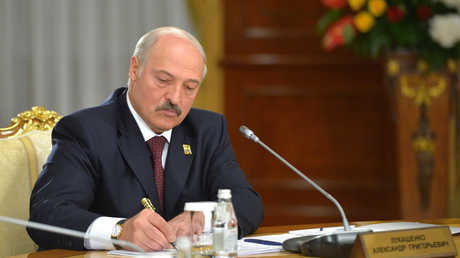 الرئيس البيلاروسي الكسندر لوكاشينكو