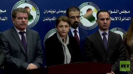 المحكمة الاتحادية تلغي استفتاء كردستان