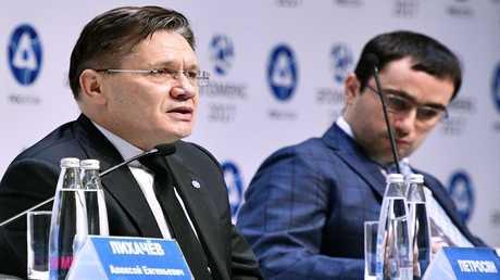 """المدير العام لشركة """"روس أتوم"""" الحكومية، ألكسي ليخاتشيوف"""
