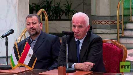جولة جديدة للحوار الفلسطيني في القاهرة