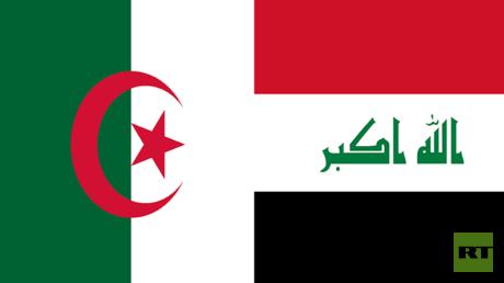 العلمان العراقي والجزائري