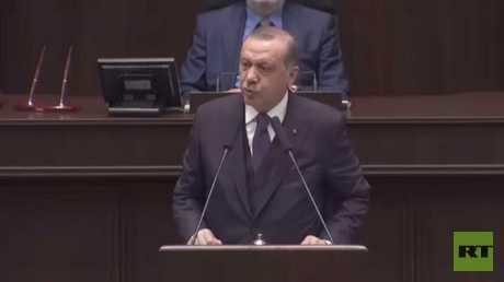 أردوغان: قمة سوتشي مهمة جدا للمنطقة