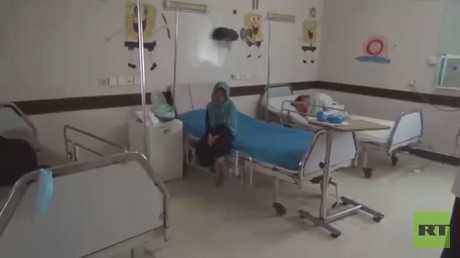 توسع داء الدفتيريا بعد الكوليرا في اليمن