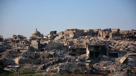 أرشيف - مدينة الموصل العراقية