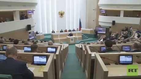 مجلس الاتحاد يقر قانون الإعلام الأجنبي
