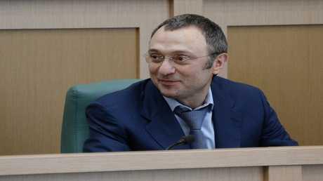 عضو مجلس الاتحاد سليمان كريموف