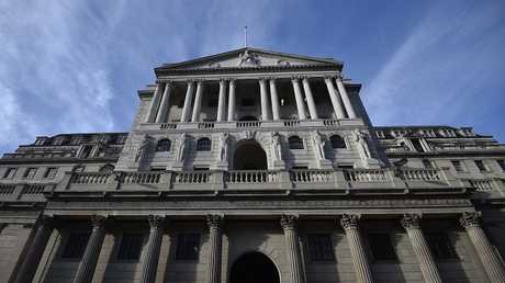 مبنى بنك انكلترا