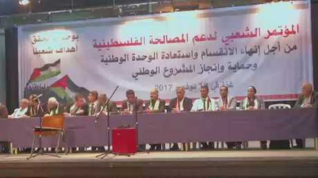 أصداء حوار القاهرة الفلسطيني في غزة