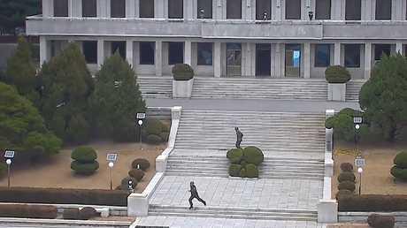هروب الجندي الكوري الشمالي