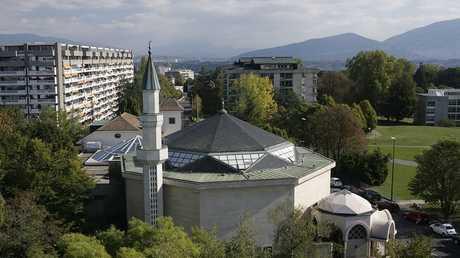 مسجد جنيف الكبير في سويسرا