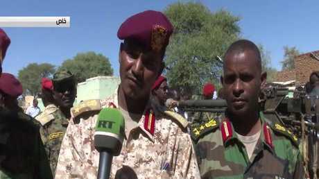 RT تتابع حملة نزع السلاح في دارفور
