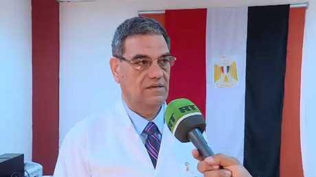 الفرق الطبية في الإسماعيلية تواصل جهودها لإنقاذ الجرحى