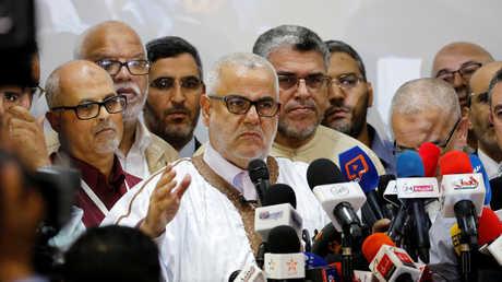 عبد الإله بنكيران رئيس حكومة المغرب المكلف