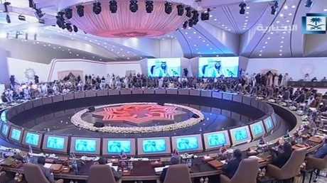 المؤتمر الوزاري للتحالف الإسلامي العسكري في الرياض