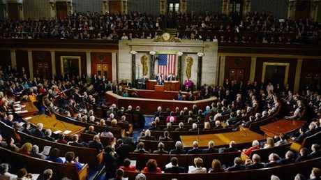 مجلس النواب الأمريكي - أرشيف