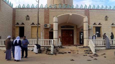 مسجد الروضة - مصر -