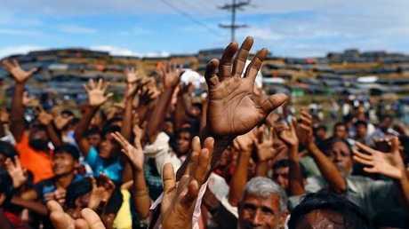 مسلمو الروهينغا في ميانمار