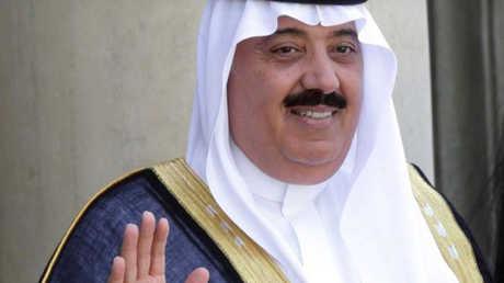 الأمير متعب بن عبد الله