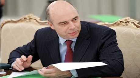 انطون سيلوانوف وزير المالية  الروسي