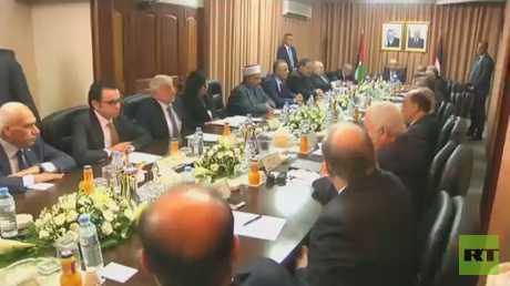 تأجيل تسليم حكومة الوفاق مهامها في غزة