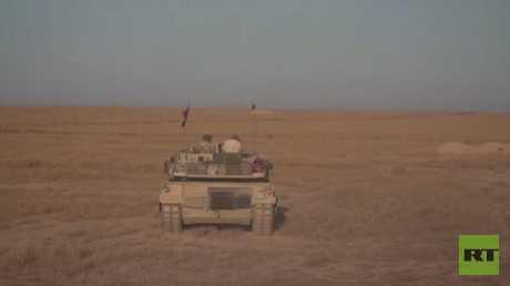 تواصل عمليات القوات العراقية ضد