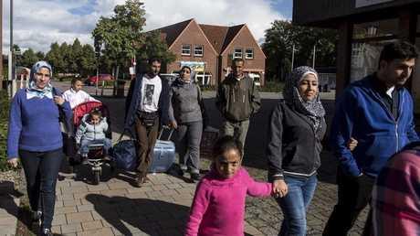 لاجئون سورين بألمانيا
